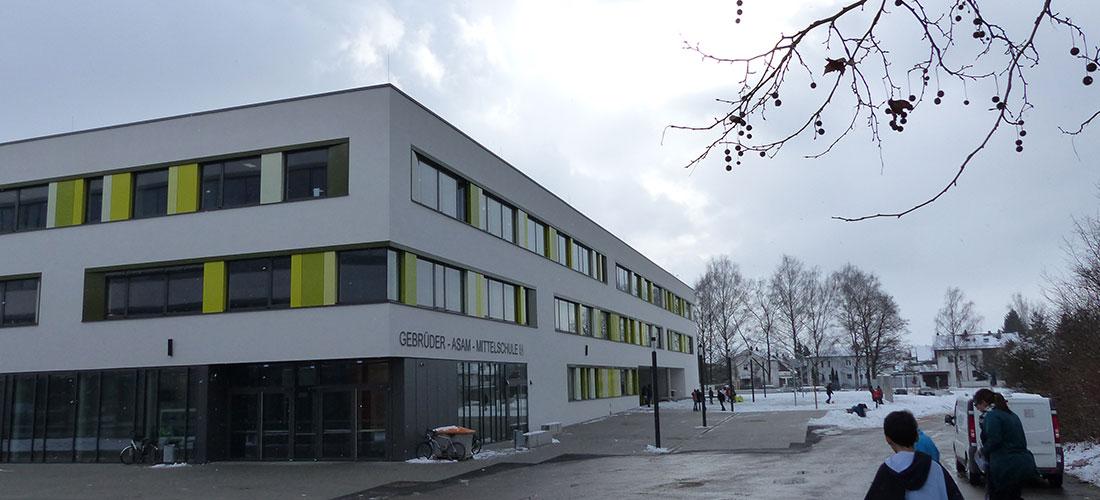 Gebrüder Asam Mittelschule Ingolstadt